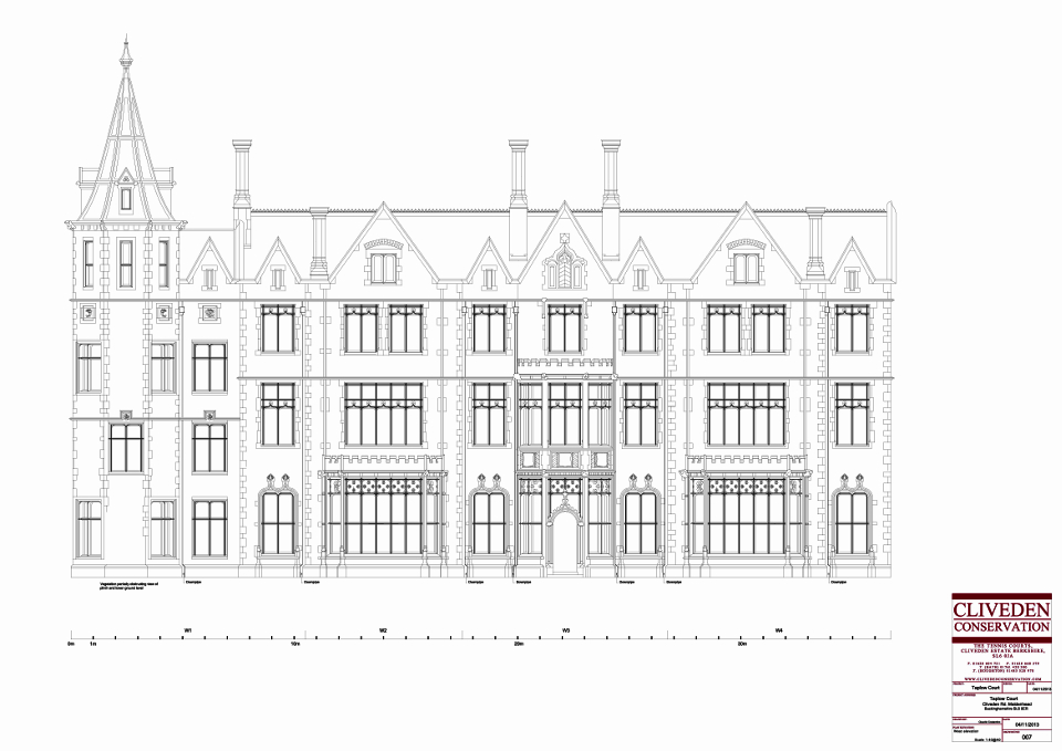 Taplow-Court-West-elevation Post Image