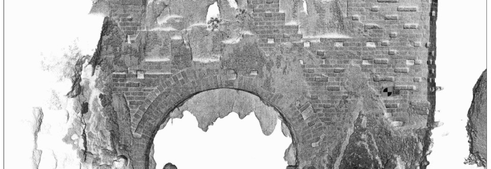 Point Cloud and 3D Design: Painshill Park Grotto
